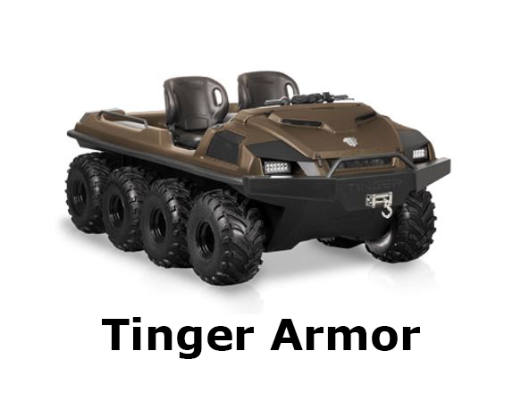 tinger, armor, atv, polish, dealer, easttracked, pojazd gąsienicowy, wszędołaz