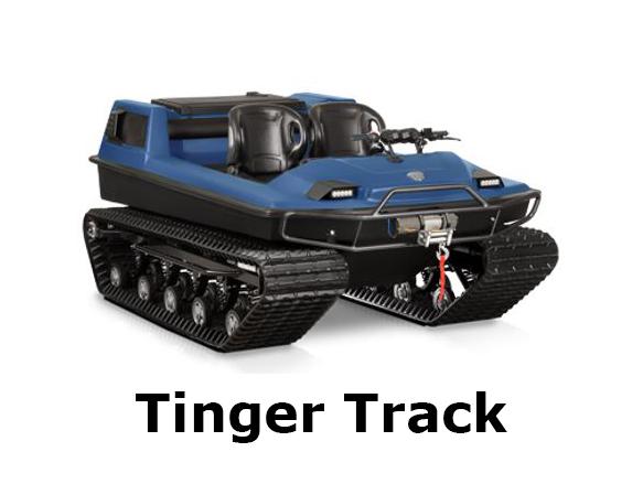 tinger, atv, track, easttracked, dealer, polish, pojazdy gąsienicowe, pojazd gąsienicowy